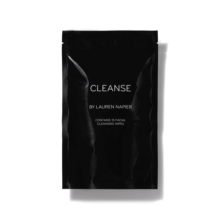 Lauren Napier CLEANSE Facial Cleansing Wipes Cleanser Lauren Napier 15