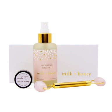 Love Energy Bundle Gift Set milk + honey