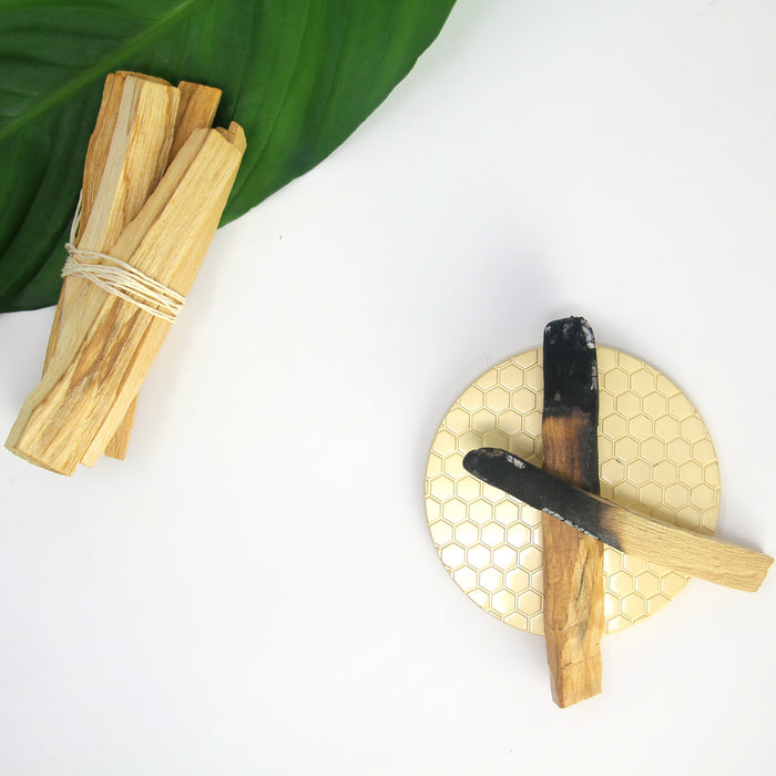 Palo Santo Bundle Palo Santo milk + honey