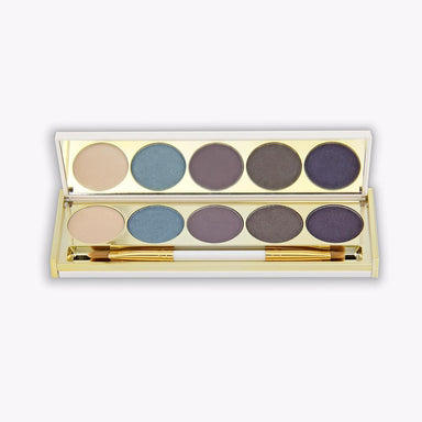 SAINT Eyeshadow Palette Eye Shadow SAINT Cosmetics Bashful in Blue