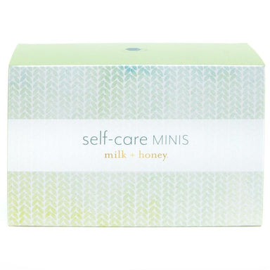 Self-Care Minis Set Gift Set milk + honey