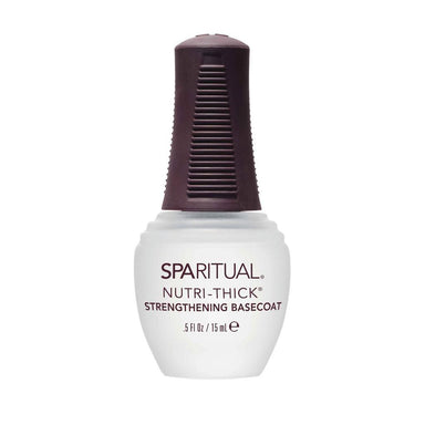 SPARITUAL Nutri-Thick Strengthening Base Coat Nail Care Spa Ritual
