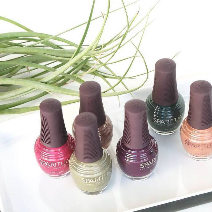 SPARITUAL Signature Vegan Color Nail Care Spa Ritual