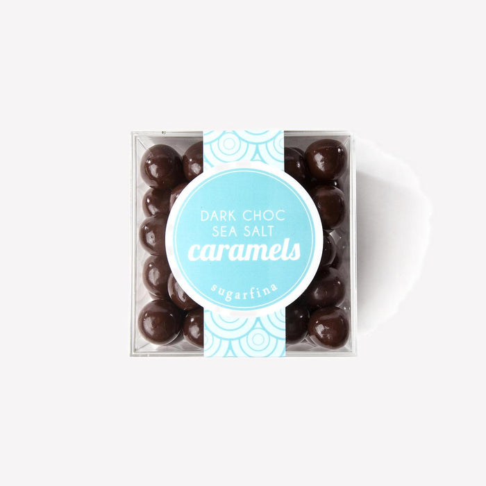 sugarfina Dark Chocolate Sea Salt Caramels Sweet Treats sugarfina