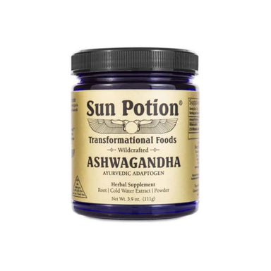 Sun Potion Ashwagandha Supplement Sun Potion