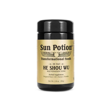 Sun Potion He Shou Wu Supplement Sun Potion