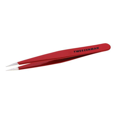Tweezerman Point Tweezer Tools Tweezerman Signature Red