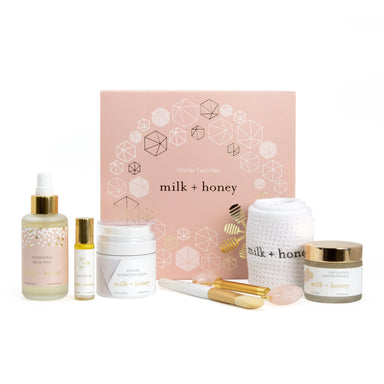 Winter Favorites Gift Set milk + honey