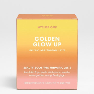 WYLDE ONE Golden Glow Up Supplement WYLDE ONE