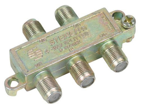 4-Way 900MHz Mini RF Splitter (200-2X4)