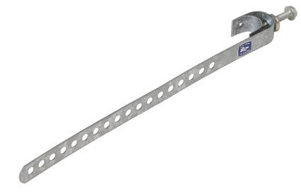 10'' Galvanized Steel Ground-Strap (200-283)