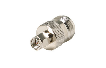 N Jack to SMA Plug Adapter (200-874)