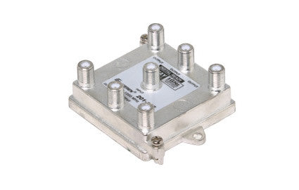 6-Way 1GHz 130dB RF Balanced Digital Splitter (201-106)