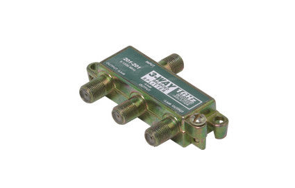 3-Way 1GHz 90dB RF Balanced Splitter (201-201)