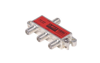 3-Way 1GHz 130dB RF Splitter (201-223)