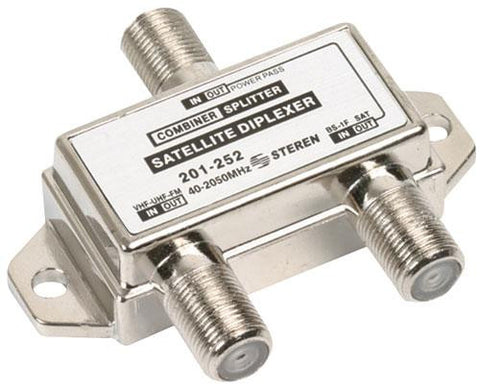 2GHz TV-Satellite Diplexer (201-252)