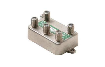 4-Way 1GHz 90dB Vertical RF Splitter (201-264)