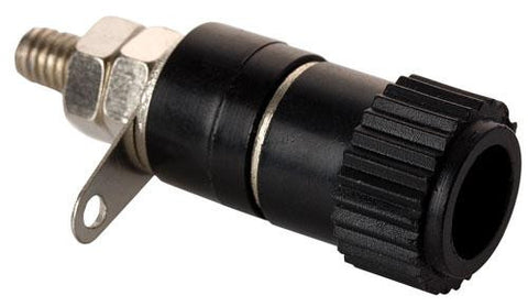 10 Ampere (Jack) Connector, Terminal For Chassis (250-572)