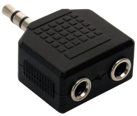 2 3.5 Jack to 2.5 Plug Stereo Adapter (251-134)