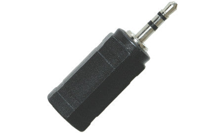 3.5 mm (jack) Connector to 2.5 mm Stereo (plug) Connector, Adapter (251-140)