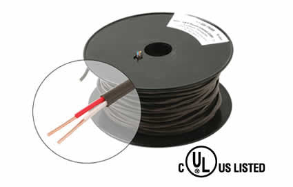 500' 20AWG/4C Solid Power Limited Cable CL2, BR (300-724)