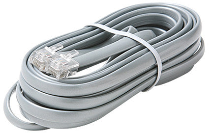 7' 6C Data Cable - Silver (306-707)