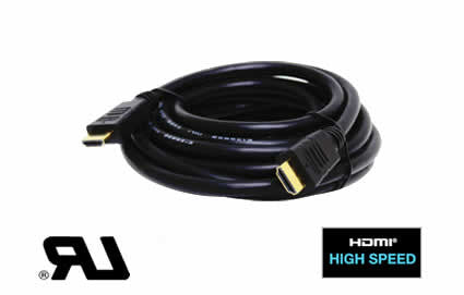 15 ft CL2 High Speed HDMIå¨ Cable (526-915BK)
