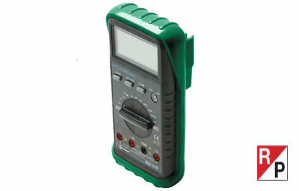 Auto-Range LCD Digital Multimeter (602-270)