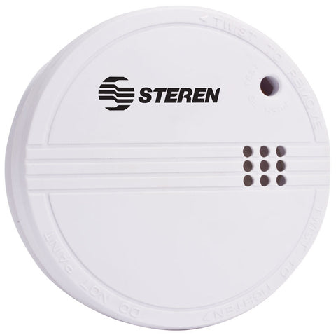 Smoke Sensor Alarm with Buzzer & LED Indicator (ALA-HUM)