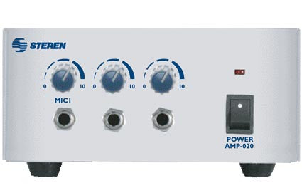 30 Watt Public Address Amplifier (AMP-020)