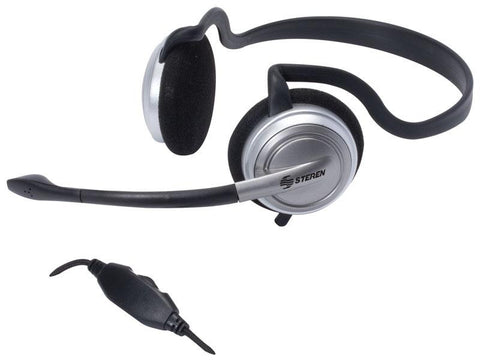 Wrap-Around Headset with Microphone (AUD-510)