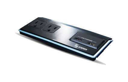 Slim AC Wall Tap & USB Charger (BL-920-320)