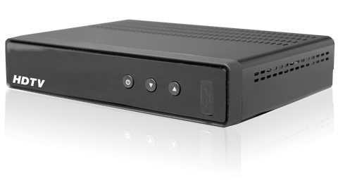 High-Definition MPEG-2/4 QAM Set-Top Box with CAS (HD-2.1)