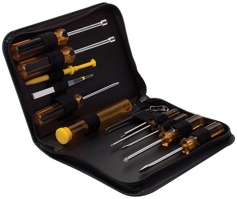 11-piece Computer Service Tool Kit (HER-150)