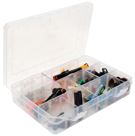 24-Divider Tool Plastic Organizer with Double Latch (HER-220)