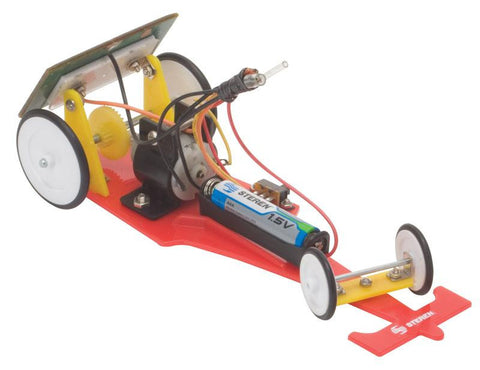 Solar car educational kit (K-500)