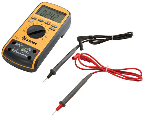 Auto-range RMS digital multimeter with high accuracy and USB interface (MUL-630)