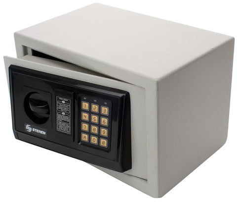 3 to 8 Digit Code Electronic Safety Box (SEG-480)