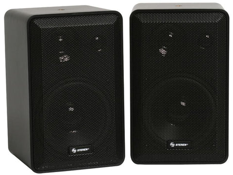 3-Way Satellite Indoor/Outdoor Loudspeaker Set (SPK-850)