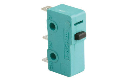 125 VAC, 5 A, micro switch with black button (SS0500A)
