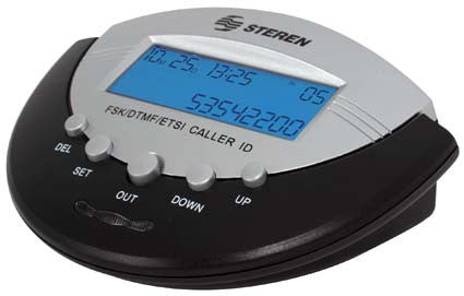 Caller ID with Capacity for 100 Incoming Calls & 30 Outgoing Calls (TEL-810)