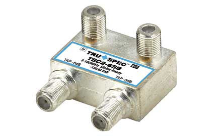 12 dB, 1 GHz, directional coupler with 2 Tap and welded box (TSC2-XXSB)