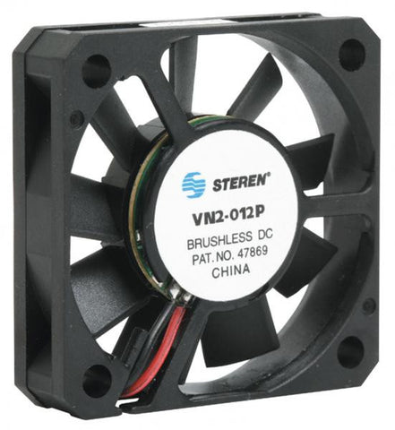 12 VDC General Purpose Plastic Fan (VNx-012P)