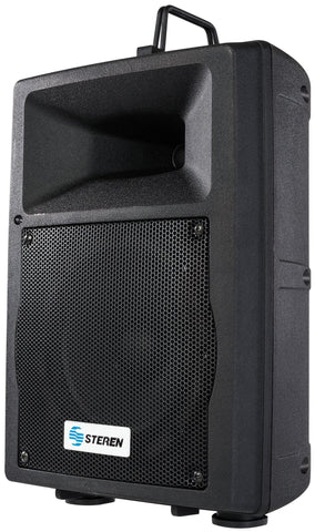 2-Way 2000 Watt Speaker with Amplifier & Crossover (BAF-0850)