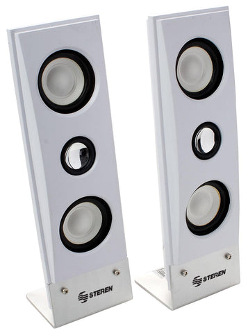 USB Computer Speaker Set with Integrated Amplifier (BOC-1020)