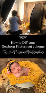 DIY Photography Series: Tackling Newborn Photography