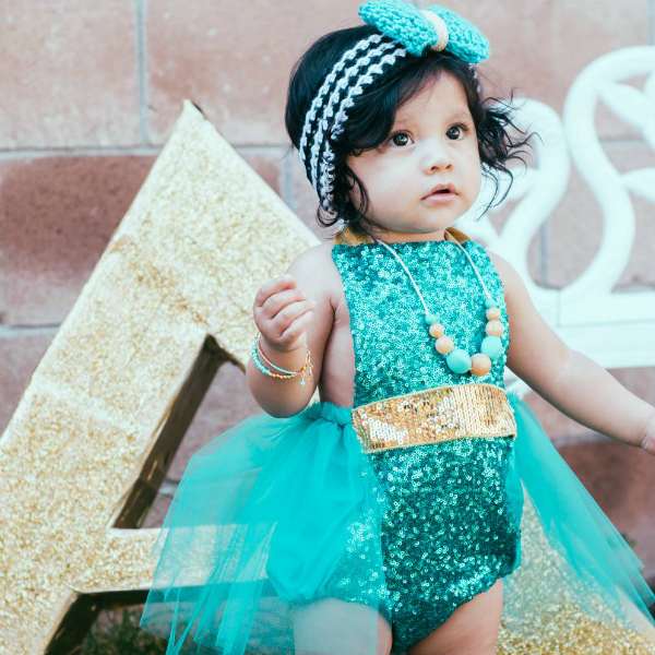 Princess Jasmine 1st Birthday