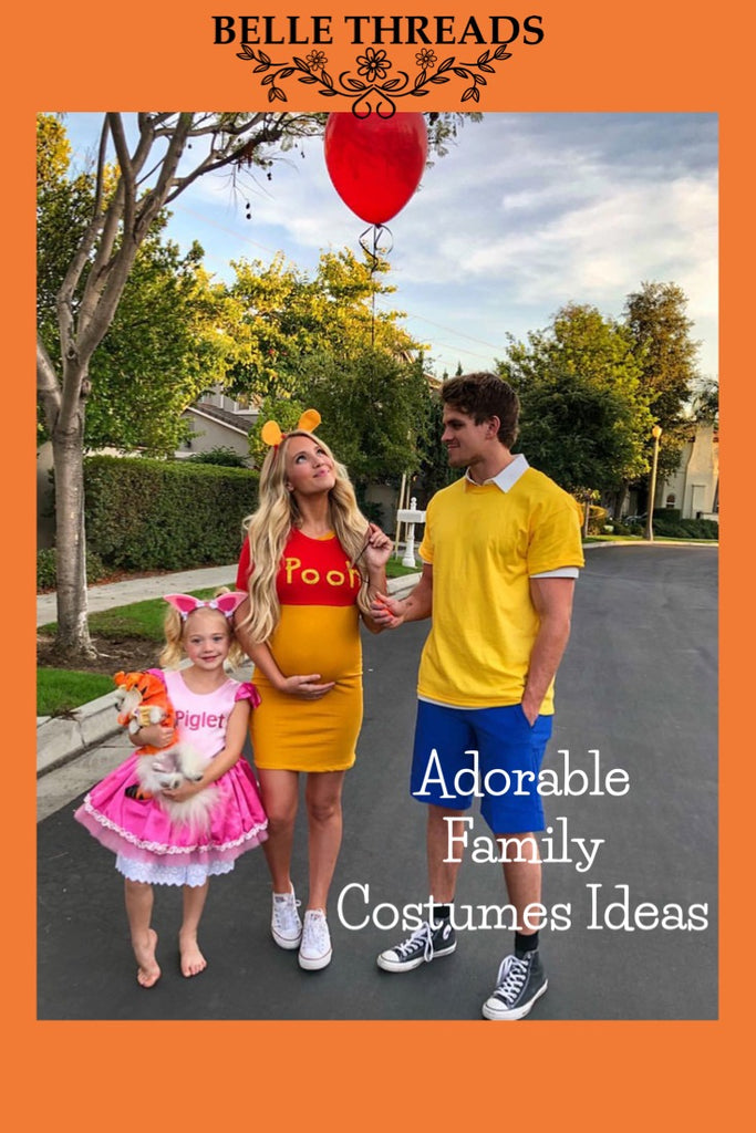 Family Costume Ideas
