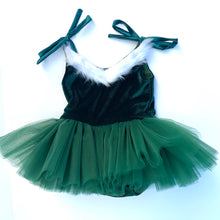 Load image into Gallery viewer, Baby Claus Tutu Dress