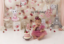 Load image into Gallery viewer, Bejeweled Dreams Bella Nina Glam Tutu Romper
